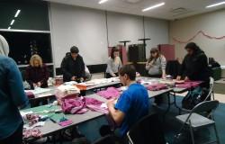 sewing workshop in MI